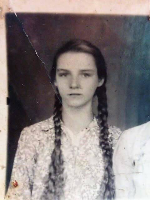 16歳の祖母