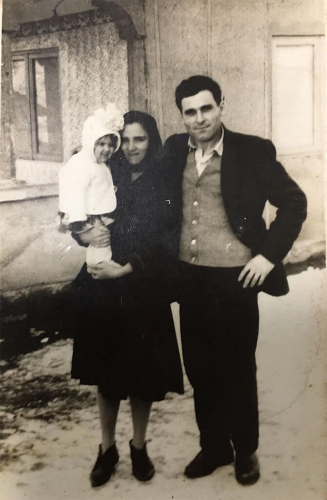 祖父母の写真