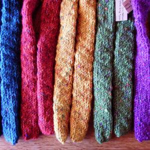 アイルランドから届いた手編み
