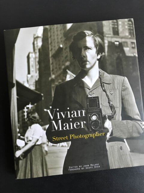 John Maloof ed., Vivian Maier. Street Photographer, New York: Power House Booksの表紙