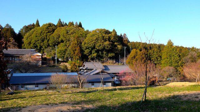 杉之沢地区の写真