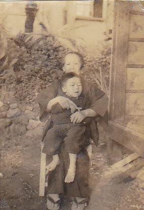 おばあちゃんと上田さん