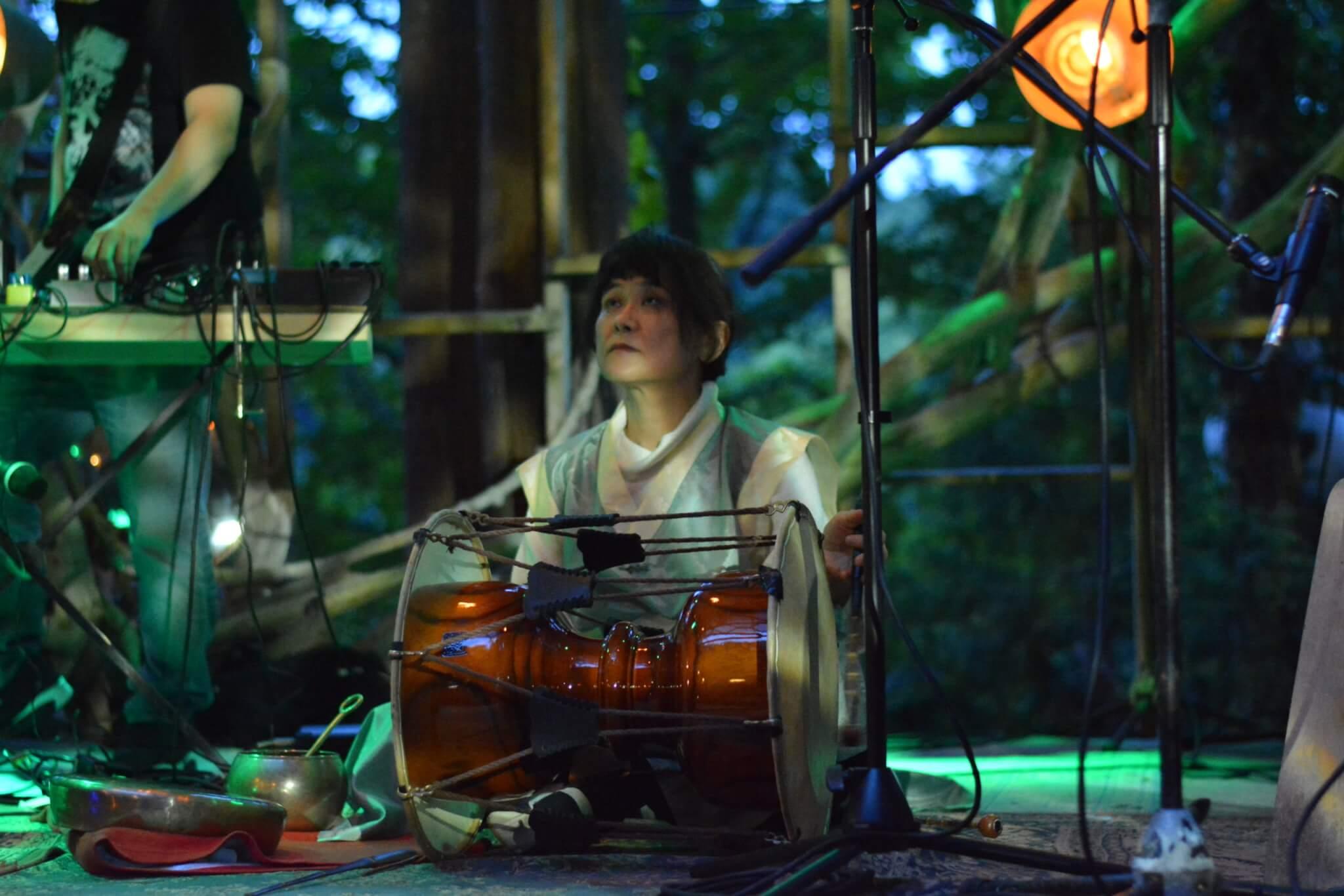 田正彦さんとハバナムーンヘッダー画像